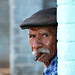The cigar smoker of Viñales, Cuba