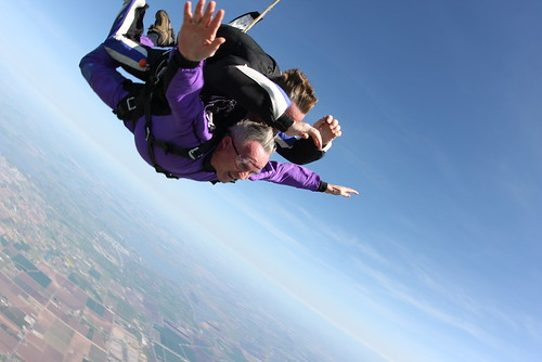 Skydiving picture