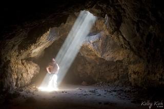 Shine a little light on me