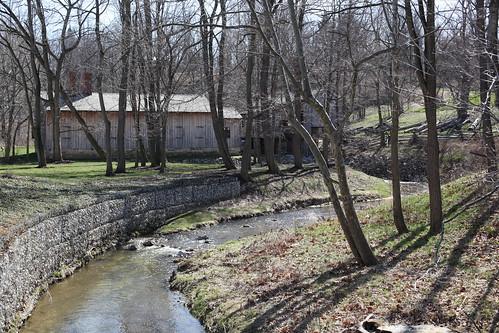 The Creek in Kirtland