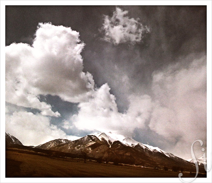 Mt Princeton (Iphone)