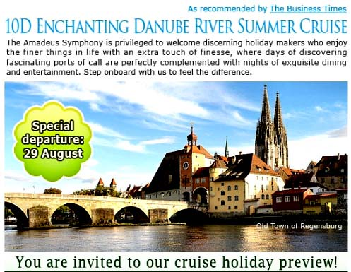 Travel@Danube Cruise