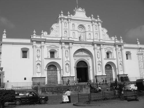 Cathedral, Antigua - Guatemala.