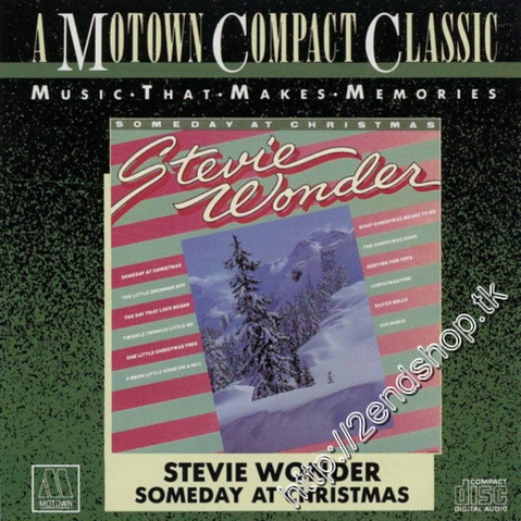 Stevie Wonder – Someday At Christmas (P71) | Hiend Audio Shop
