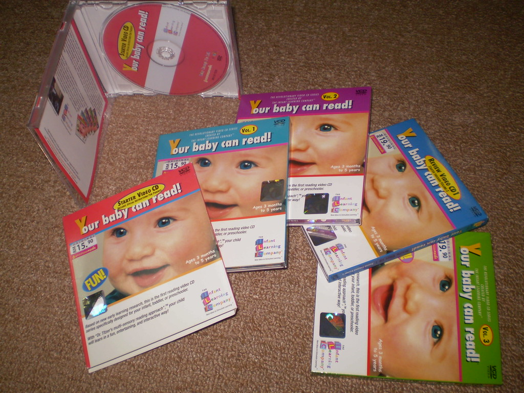 Infant Learning Company: Your Baby Can Read