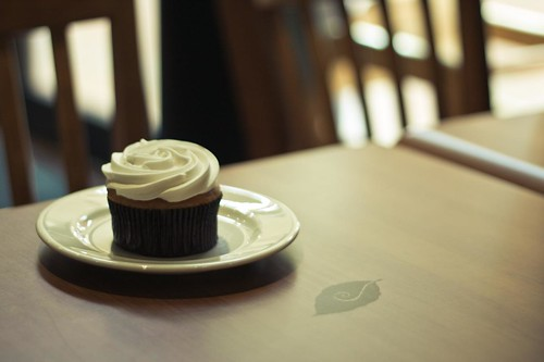 224/365: Cuppy Cake. :)