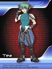 tee1 (noelevz) Tags: anime