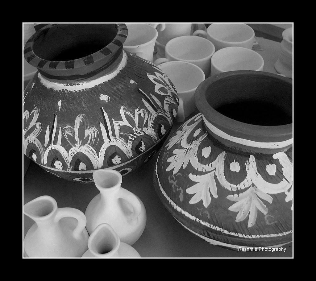 Celebrating Earth Day (April 22): Pottery