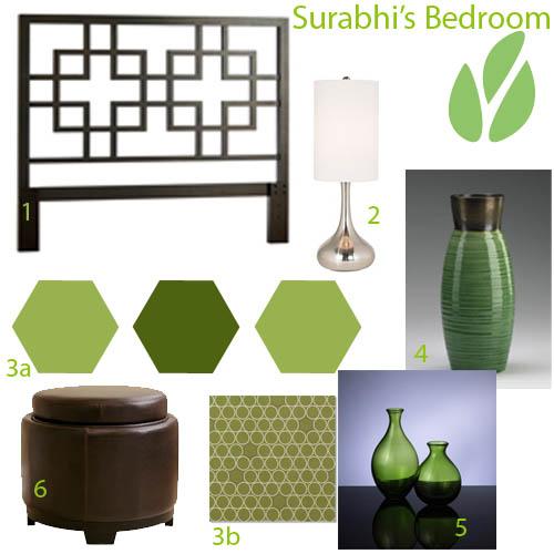 Surabhi's Bedroom Redesign