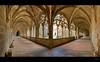 Claustro del Monasterio de Santa María de Iranzu, Abárzuza (Navarra) (Josepargil) Tags: aplusphoto