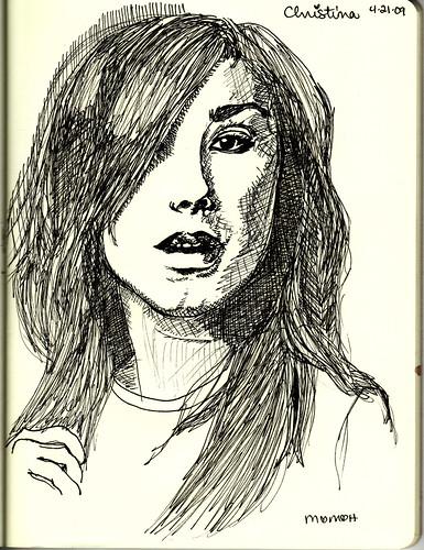 Christina Diapoulis.