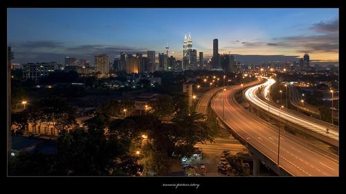 Kuala Lumpur # An Evening
