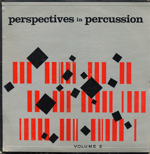 Perspective In Percussion / Benjamin D. Hammond