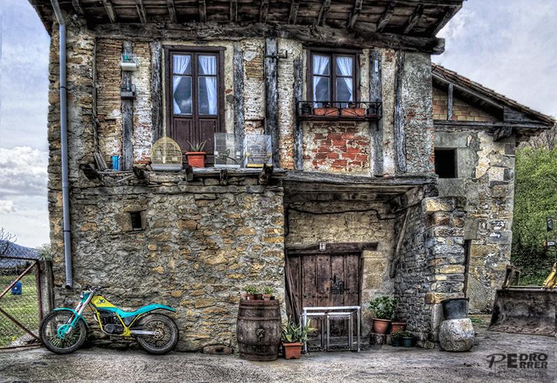 Arceo - Casa frente a la iglesia - Burgos