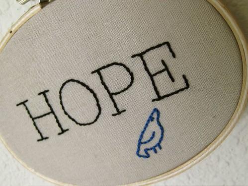 hope emboridery