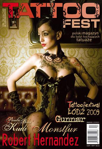 *Selectormarx presenta a Paula Bros en Tattoo Fest