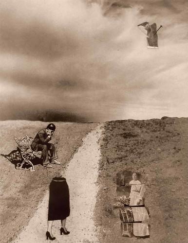 Grete Stern Sueno no.46 Extraniamiento 1948