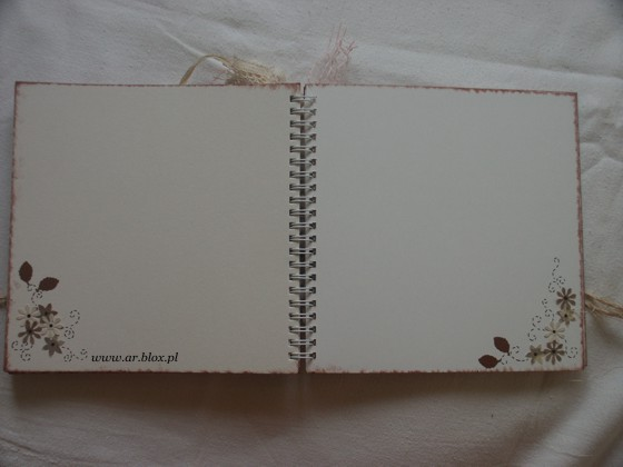 wedding guest book - inside17