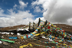 Tibetan Landscape Twenty-Seven (Tom Swain) Tags: landscape asia tibet