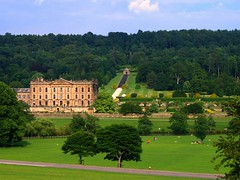 My favorite view of Chatsworth (UGArdener) Tags: england english gardens unitedkingdom britain derbyshire peakdistrict chatsworth englishgardens edensor englishtravel