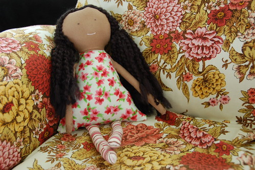 the first craft hope doll arrived