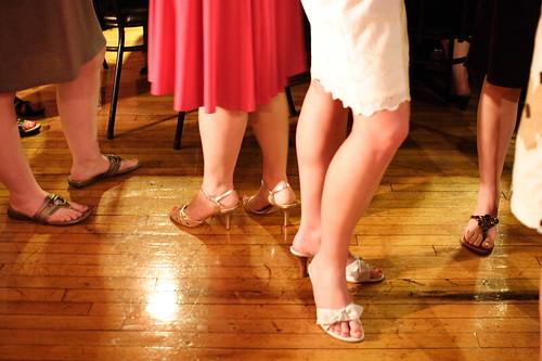shower women shoes legs sandals katie bridal