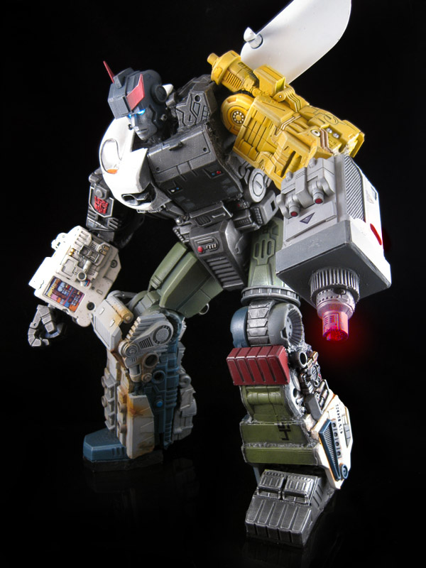 Autobot X Autobot Spike Tfw2005 The 2005 Boards
