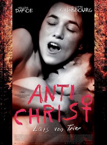 lars von trier antichrist. antichrist poster Lars von