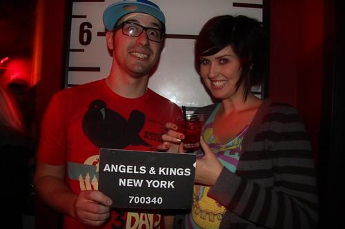 angels & kings, NYC.