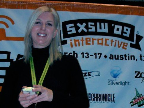 SXSWi 2009: Making Whuffie by LauraMoncur from Flickr