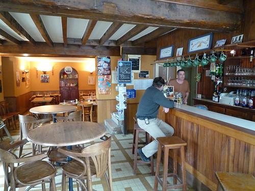 Café de Pays de Saint Moré (Yonne)