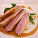Roasted Duck Breast at Cru, Vancouver BC