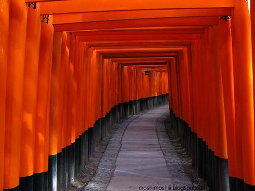 red torii