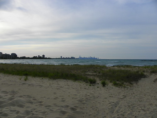 5.24.2009 Chicago (11) viewed from Rainbow Beach South Chicago