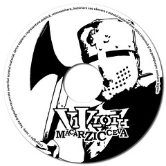 (2009) ViKloth - Măcar zic ceva (disc)