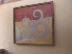 fresco knossos