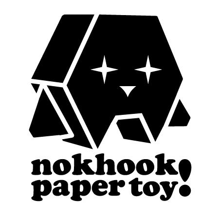 nokhook_papertoy_LOGO