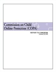 COPA Commission cover