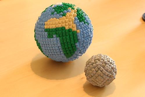 Kohsuke Kawaguchi Lego Earth Project