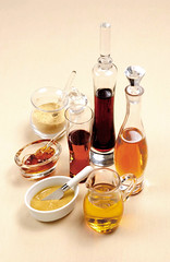 Various Maple Foods
