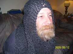 Knitted Chainmail Pattern : Ravelry: Knitted Chain Maille Helmet Pattern pattern by Lisa Gubbels