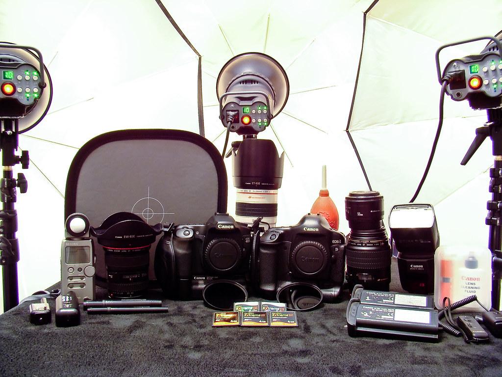 All My Camera Gear