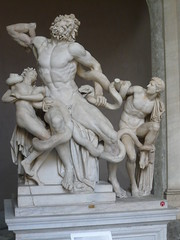 Laocon and his sons /     (mitko_denev) Tags: italy sculpture vatican rome art statue vaticanmuseums        yahoo:yourpictures=sculptures