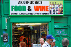 AK Off Licence, Brick Lane