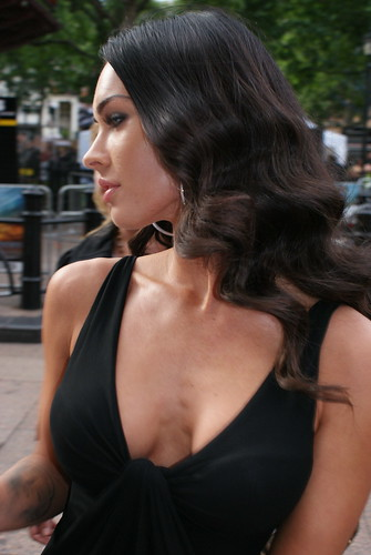 Transformers 2 Londres Megan Fox 11