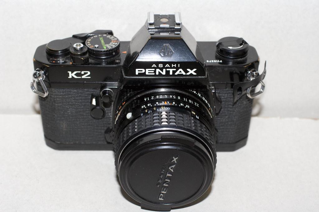 Pentax K2