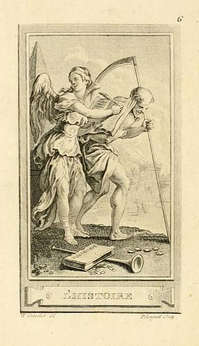 020- Historia-Iconologie par figures-Gravelot 1791