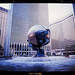 "The ""Sphere""  Sculpture  WTC New York by Joachim Gruen"