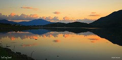 Loch Long Sunset (ralph.stewart) Tags: canon scotland westerross lochlong platinumheartaward theoriginalgoldseal mygearandme mygearandmepremium mygearandmebronze mygearandmesilver mygearandmegold mygearandmeplatinum mygearandmediamond