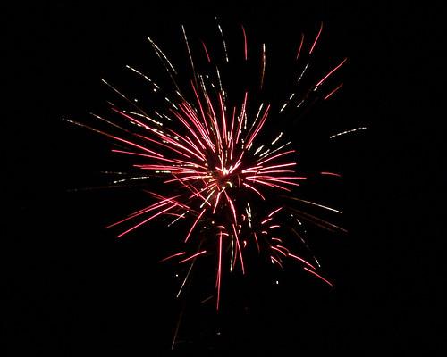 Fireworks - July 4, 2009